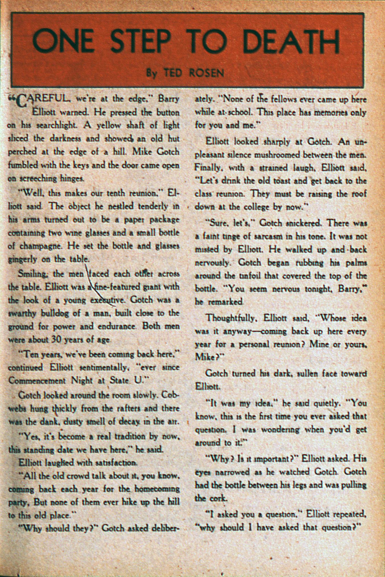Read online Adventure Comics (1938) comic -  Issue #124 - 32