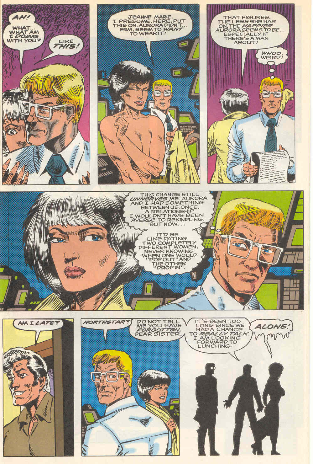 Read online Alpha Flight (1983) comic -  Issue #114 - 13