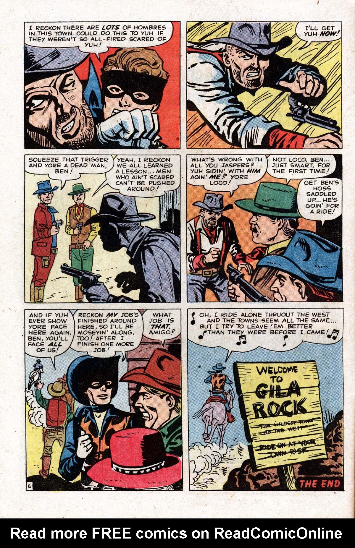 Read online Two-Gun Kid comic -  Issue #104 - 10
