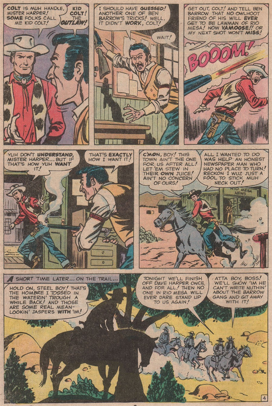 Kid Colt Outlaw issue 211 - Page 8
