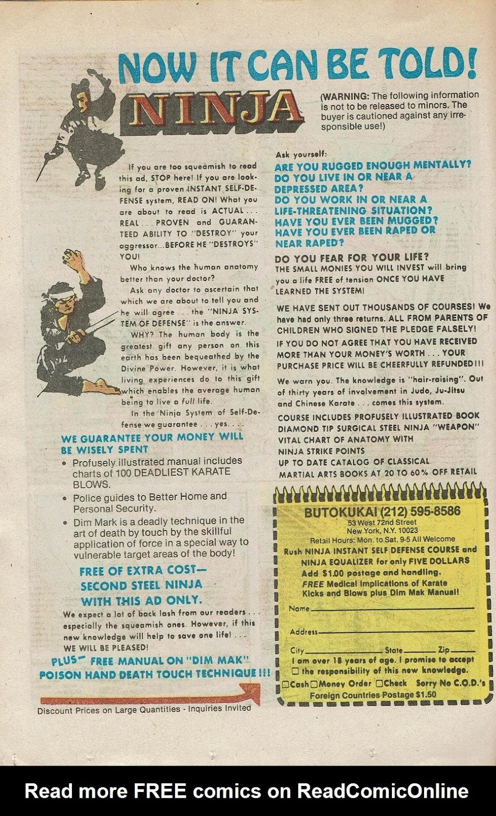 Read online Fightin' Navy comic -  Issue #126 - 14