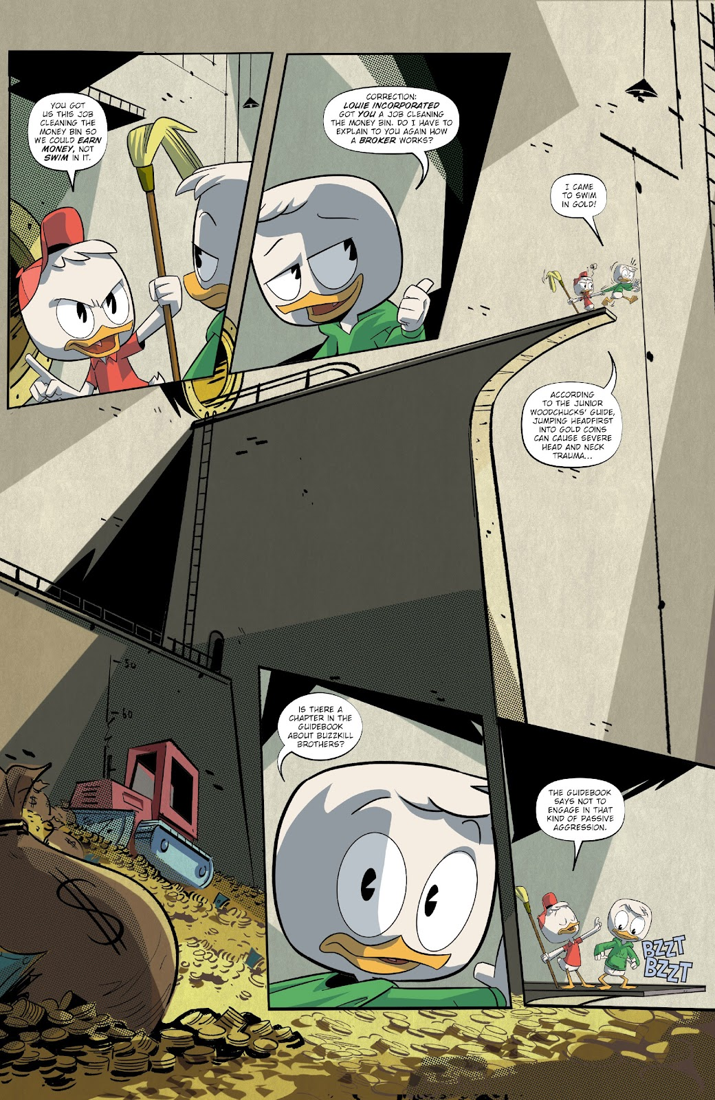 Read online Ducktales (2017) comic -  Issue #18 - 9