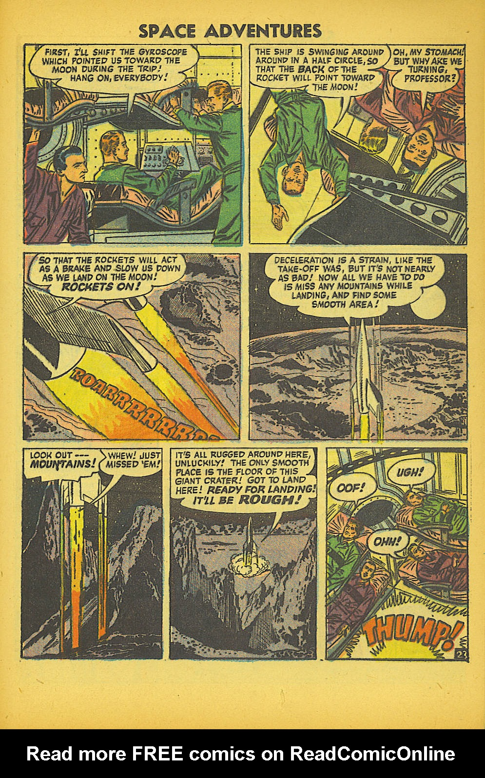 Space Adventures (1952) issue 20 - Page 25