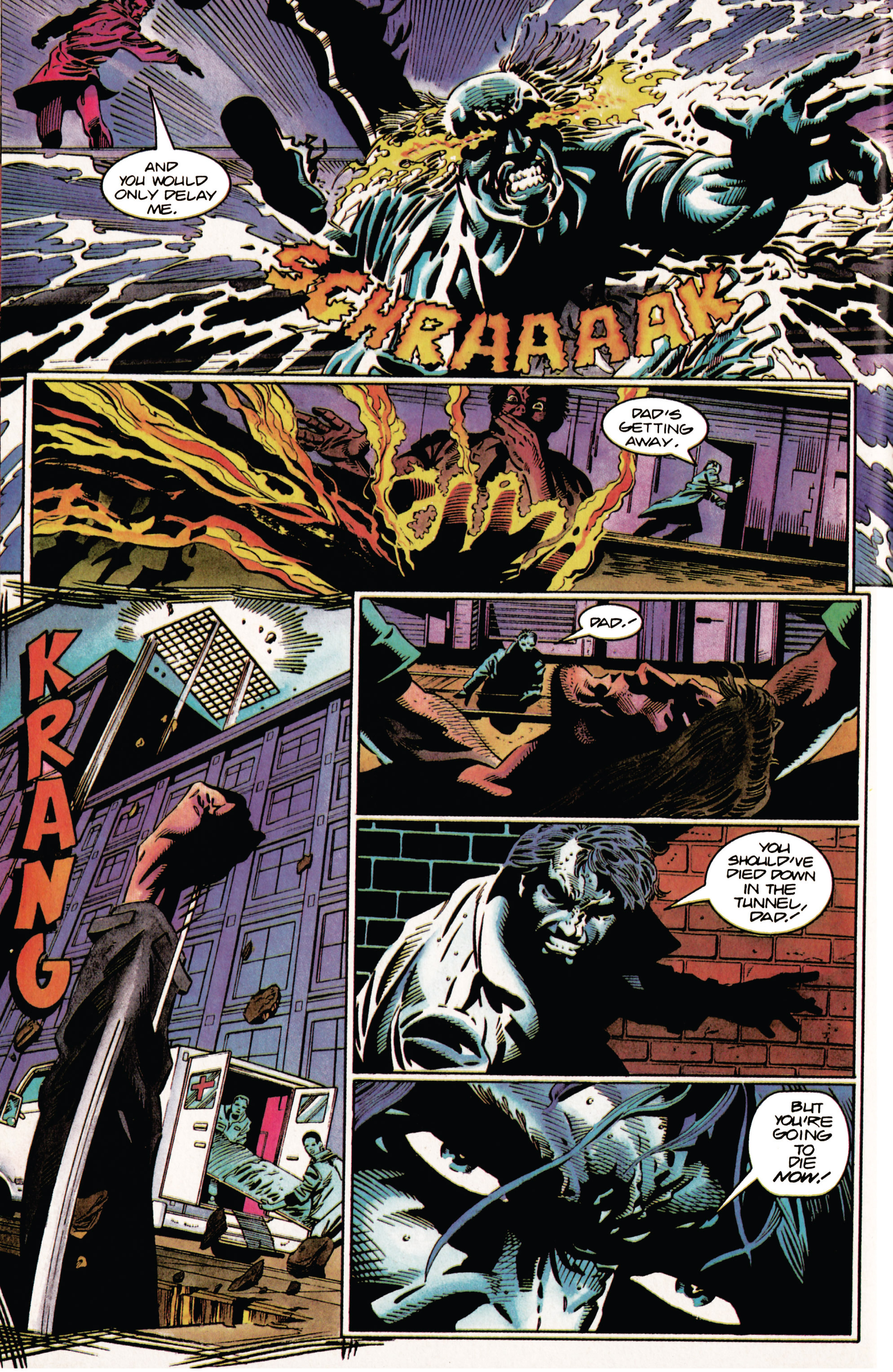 Read online Eternal Warrior (1992) comic -  Issue #35 - 9