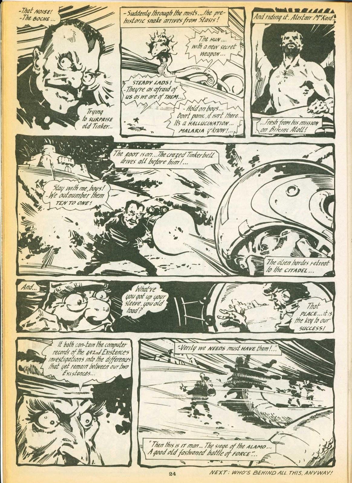 Warrior Issue #7 #8 - English 24