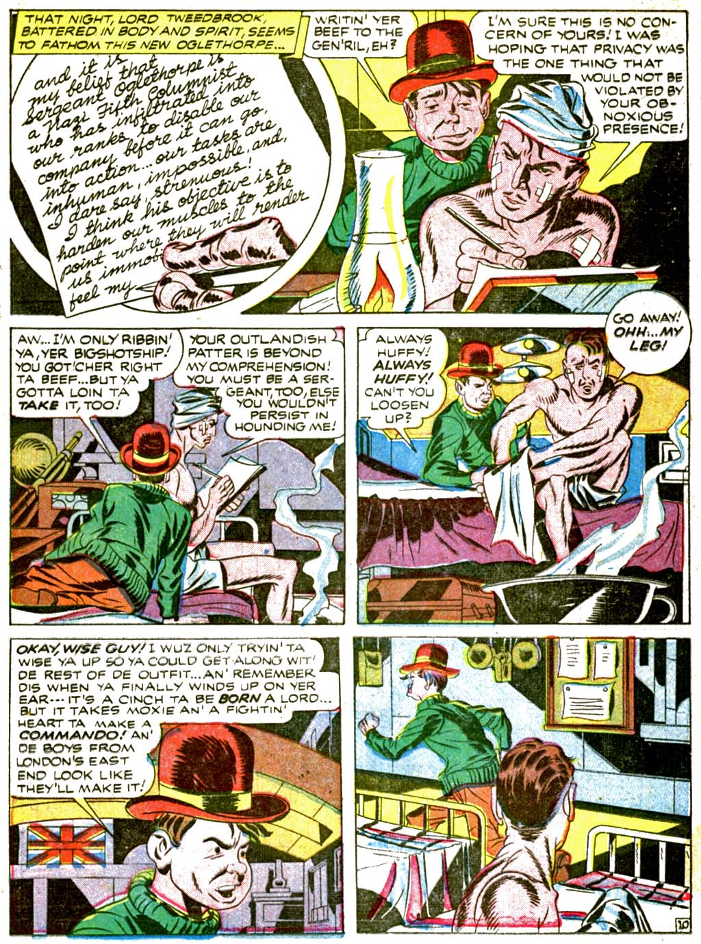Boy Commandos issue 2 - Page 27