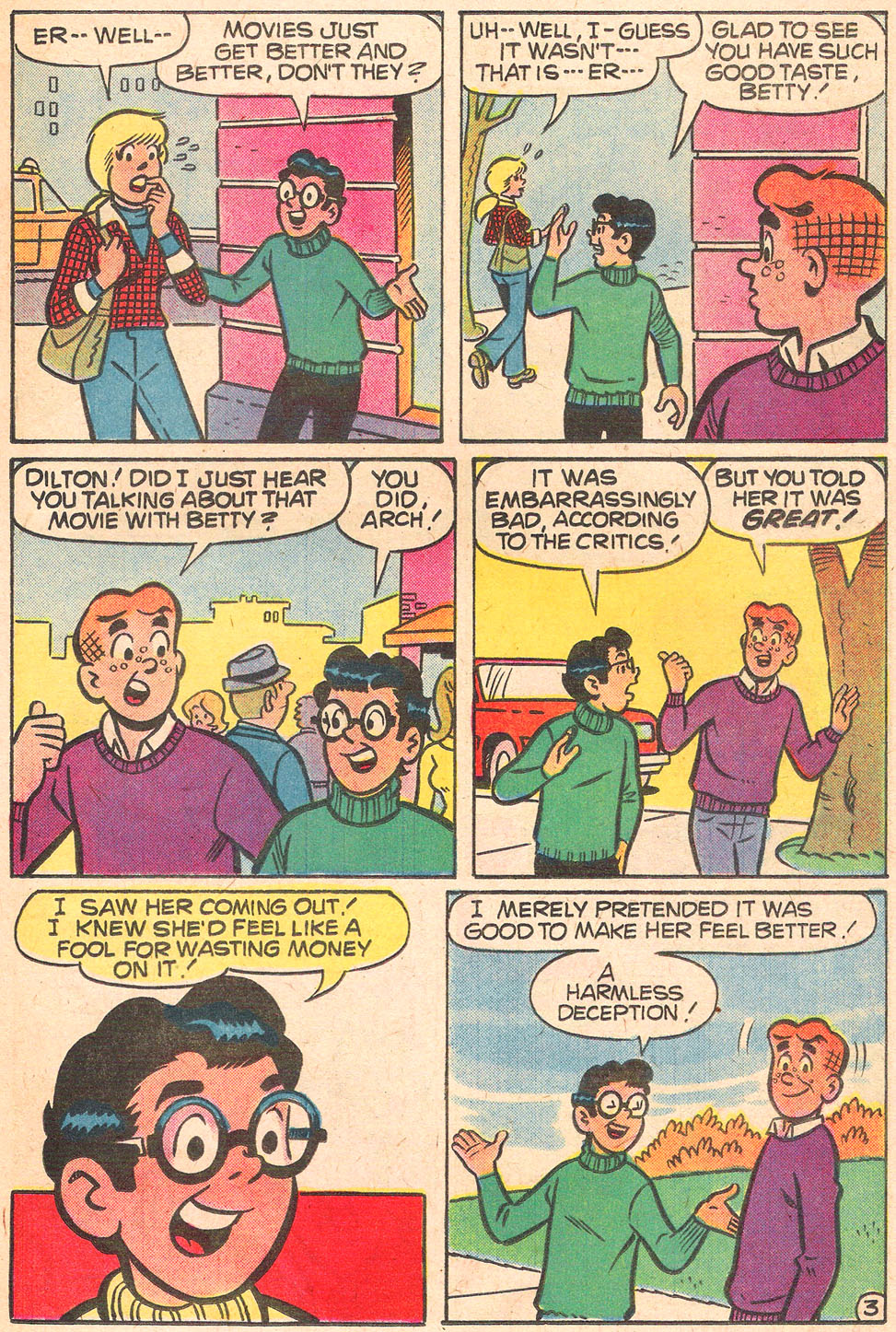 Read online Archie's Girls Betty and Veronica comic -  Issue #272 - 15