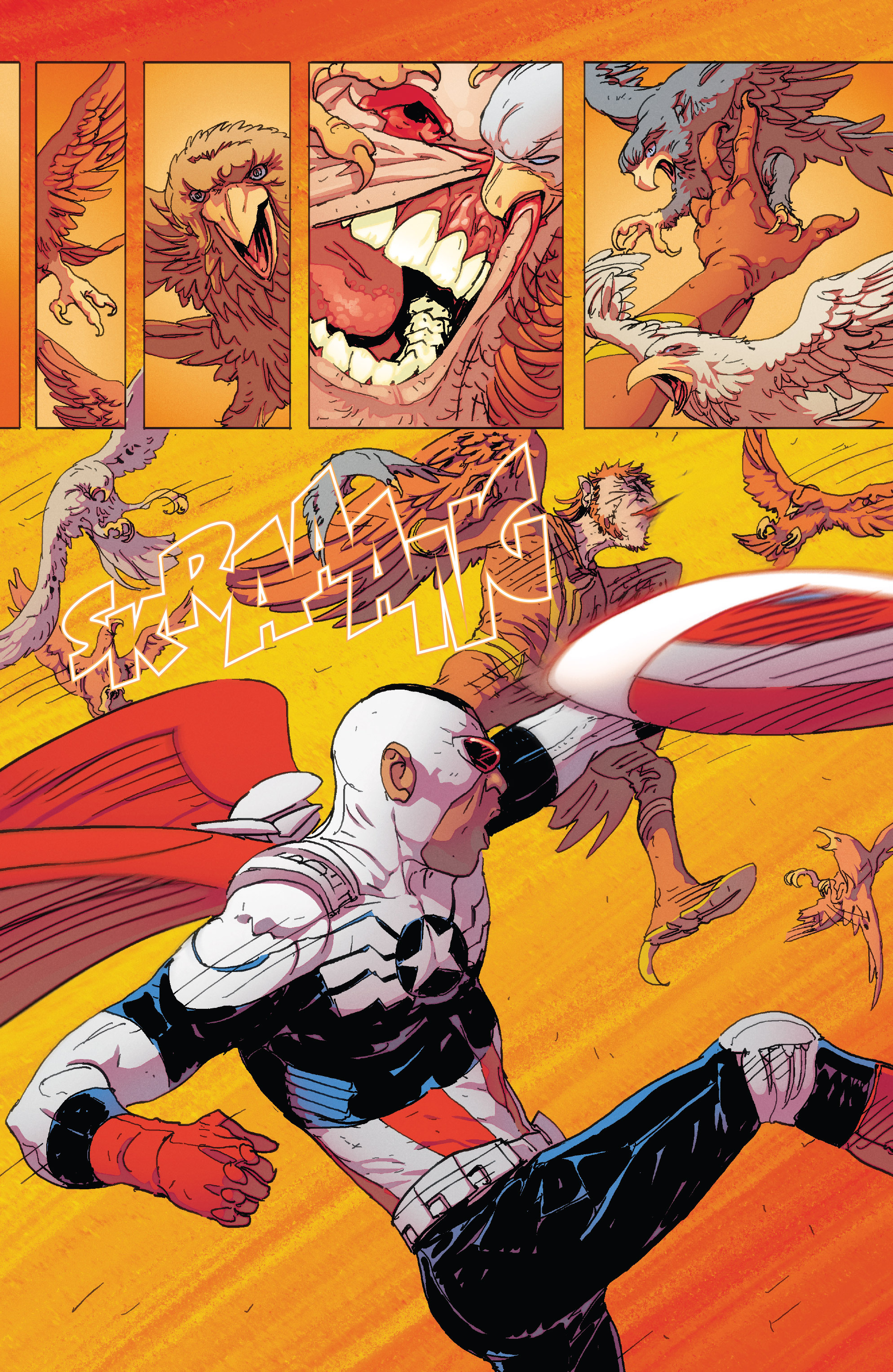 Read online All-New Captain America comic -  Issue # _Special 1 - 16