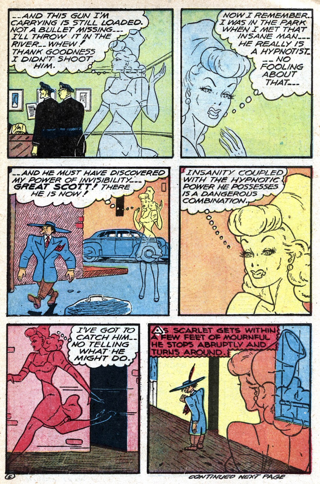 Read online Famous Funnies comic -  Issue #128 - 17