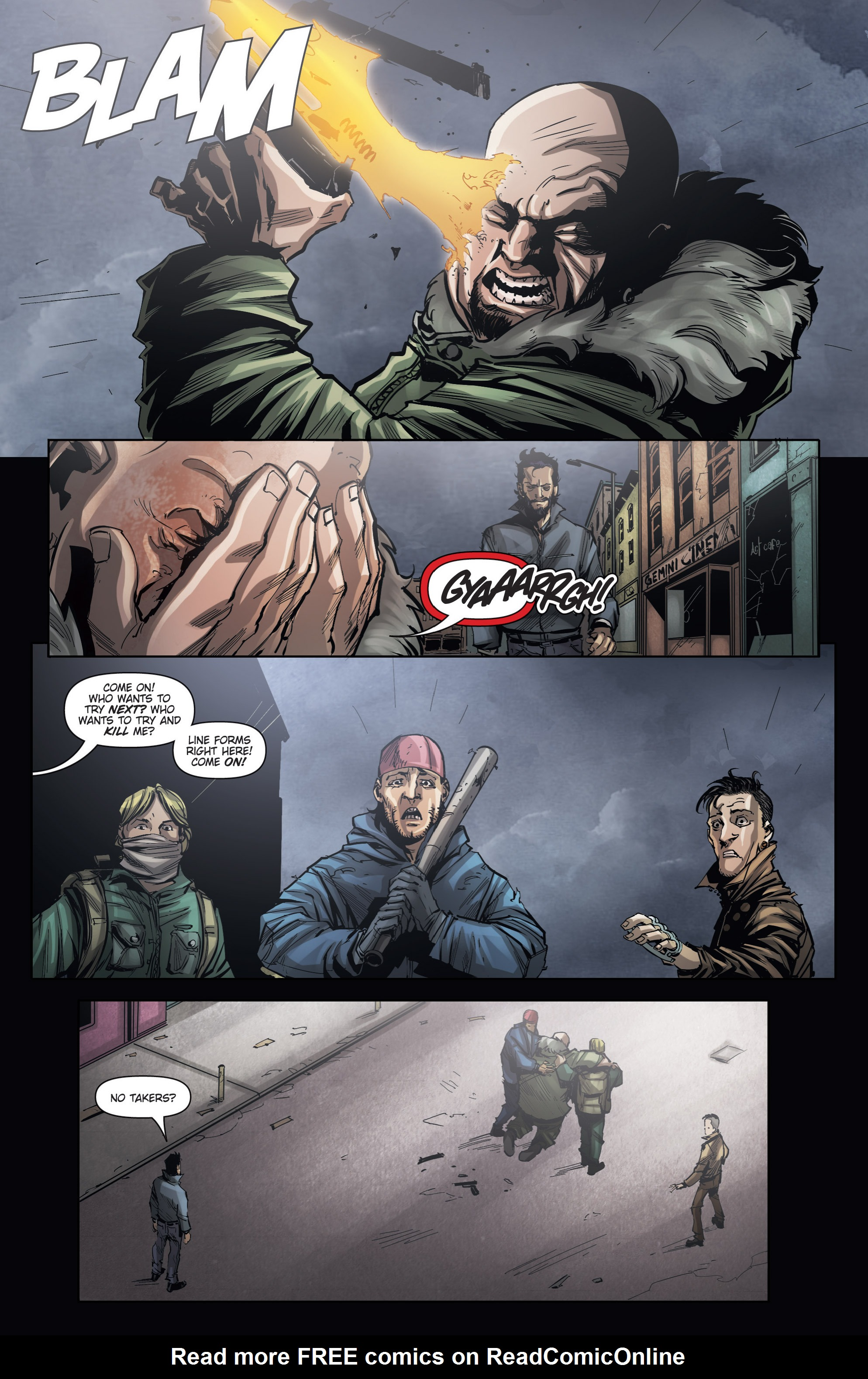 Read online Grimm Fairy Tales presents No Tomorrow comic -  Issue # TPB - 103