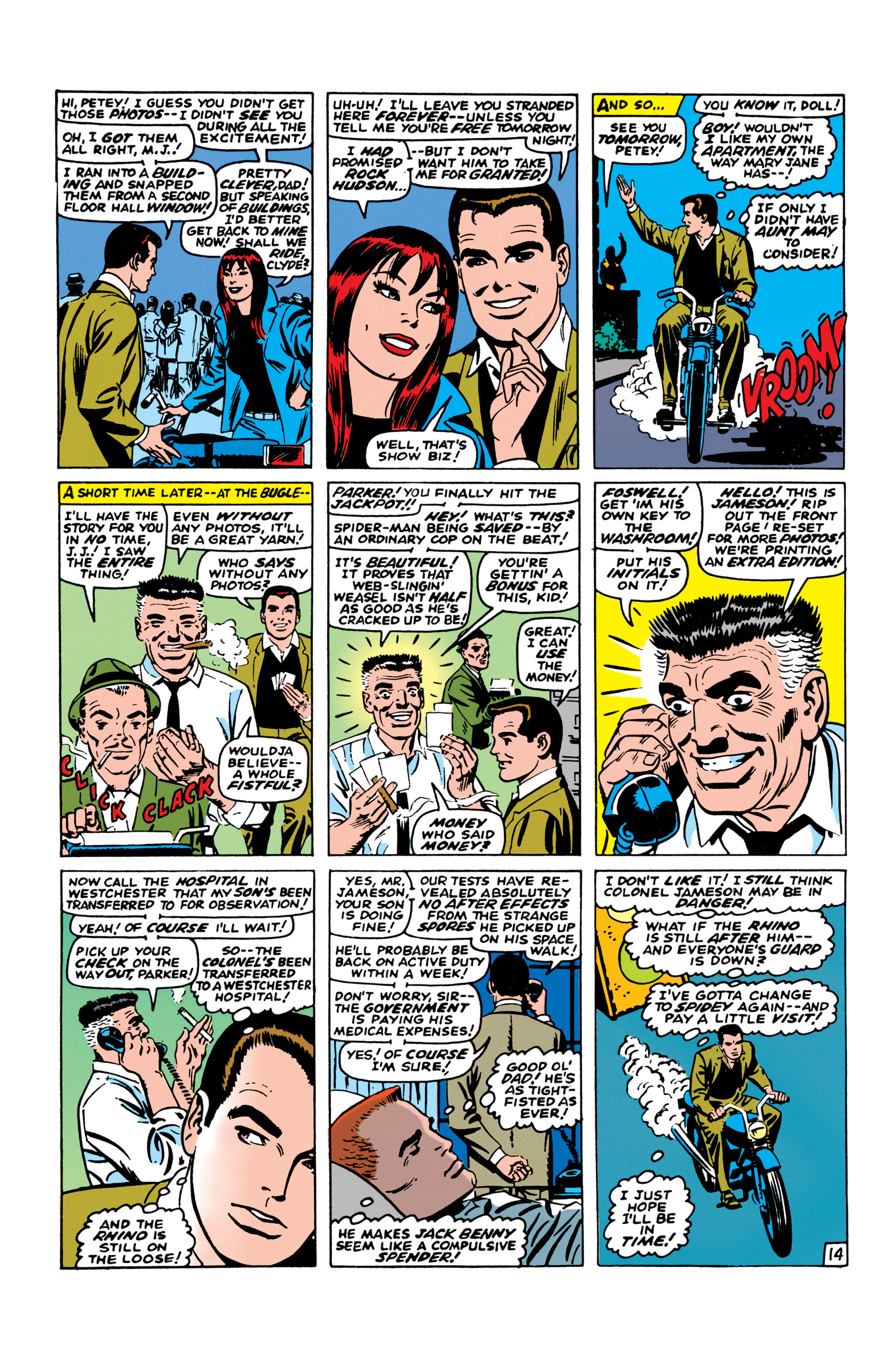 The Amazing Spider-Man (1963) 43 Page 14