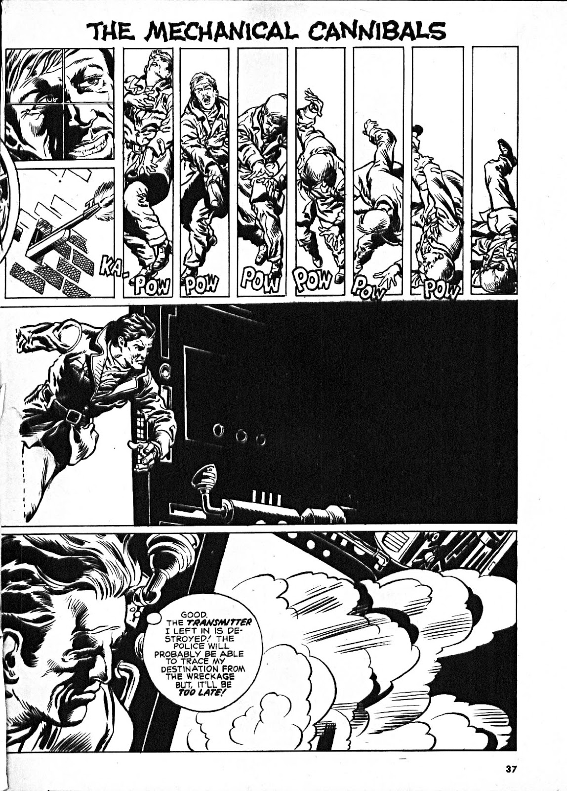 Scream (1973) issue 8 - Page 35