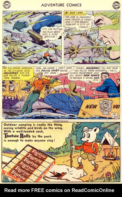 Read online Adventure Comics (1938) comic -  Issue #264 - 23