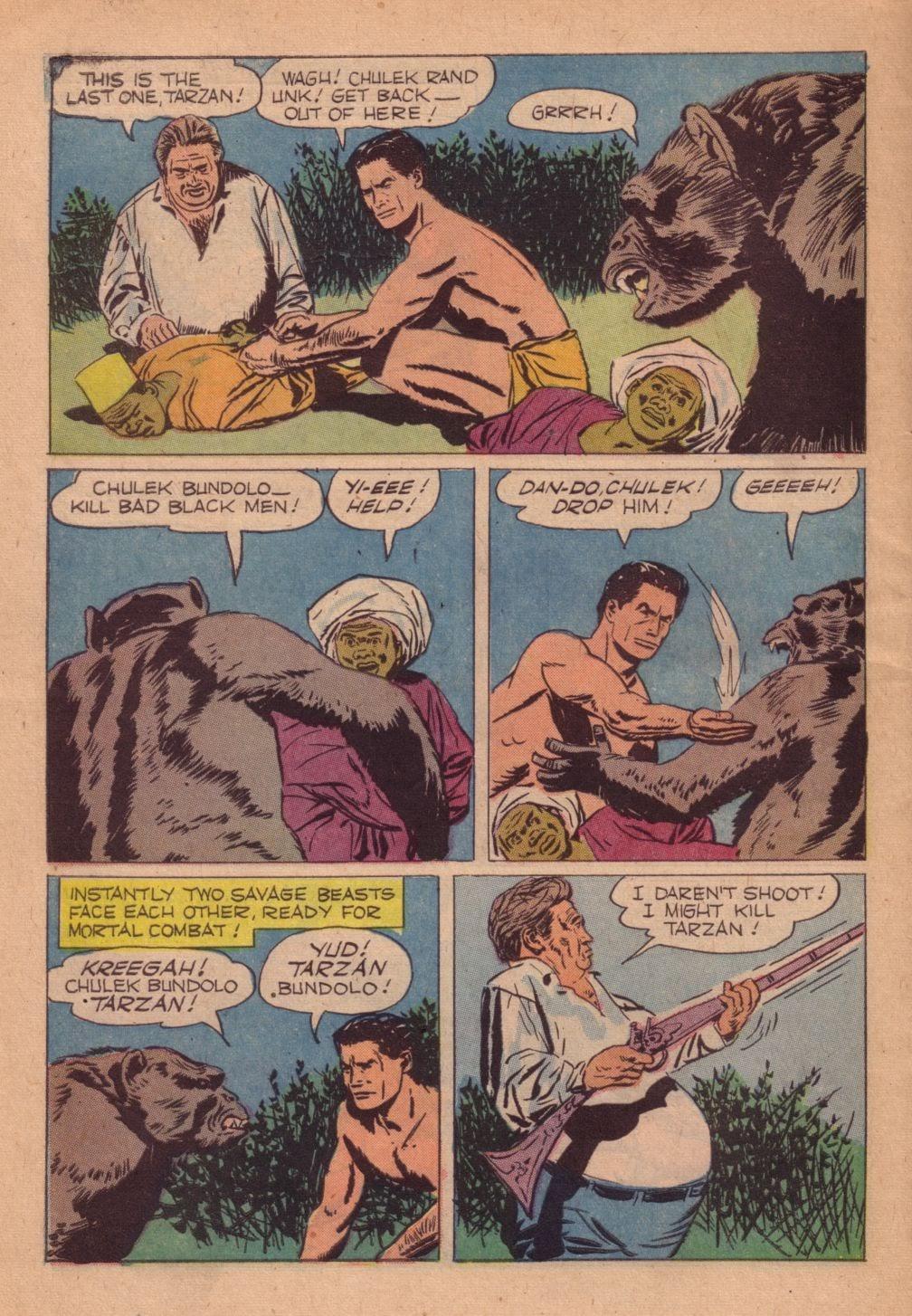 Tarzan (1948) issue 109 - Page 10