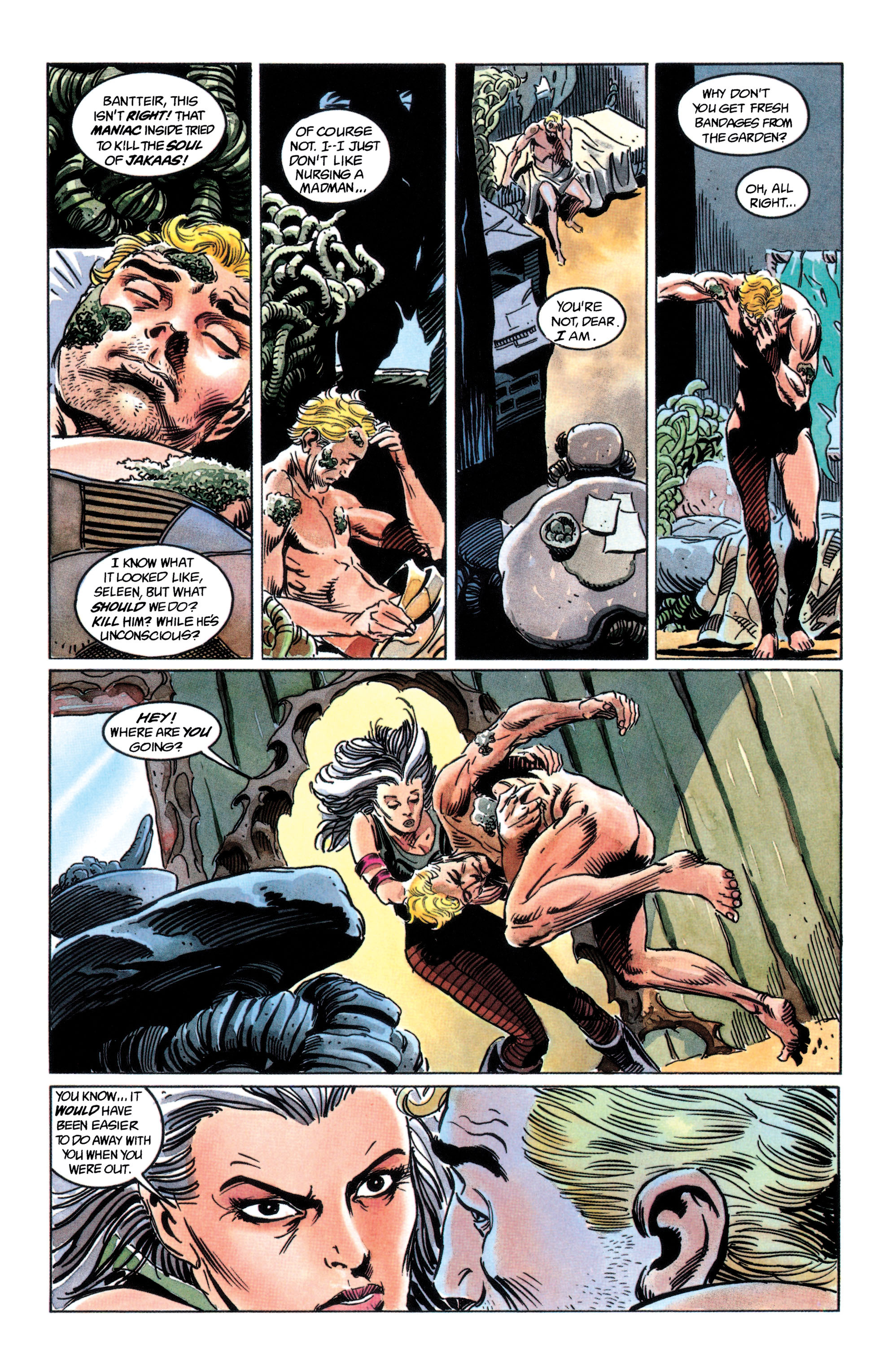 Read online Adam Strange (1990) comic -  Issue #2 - 33