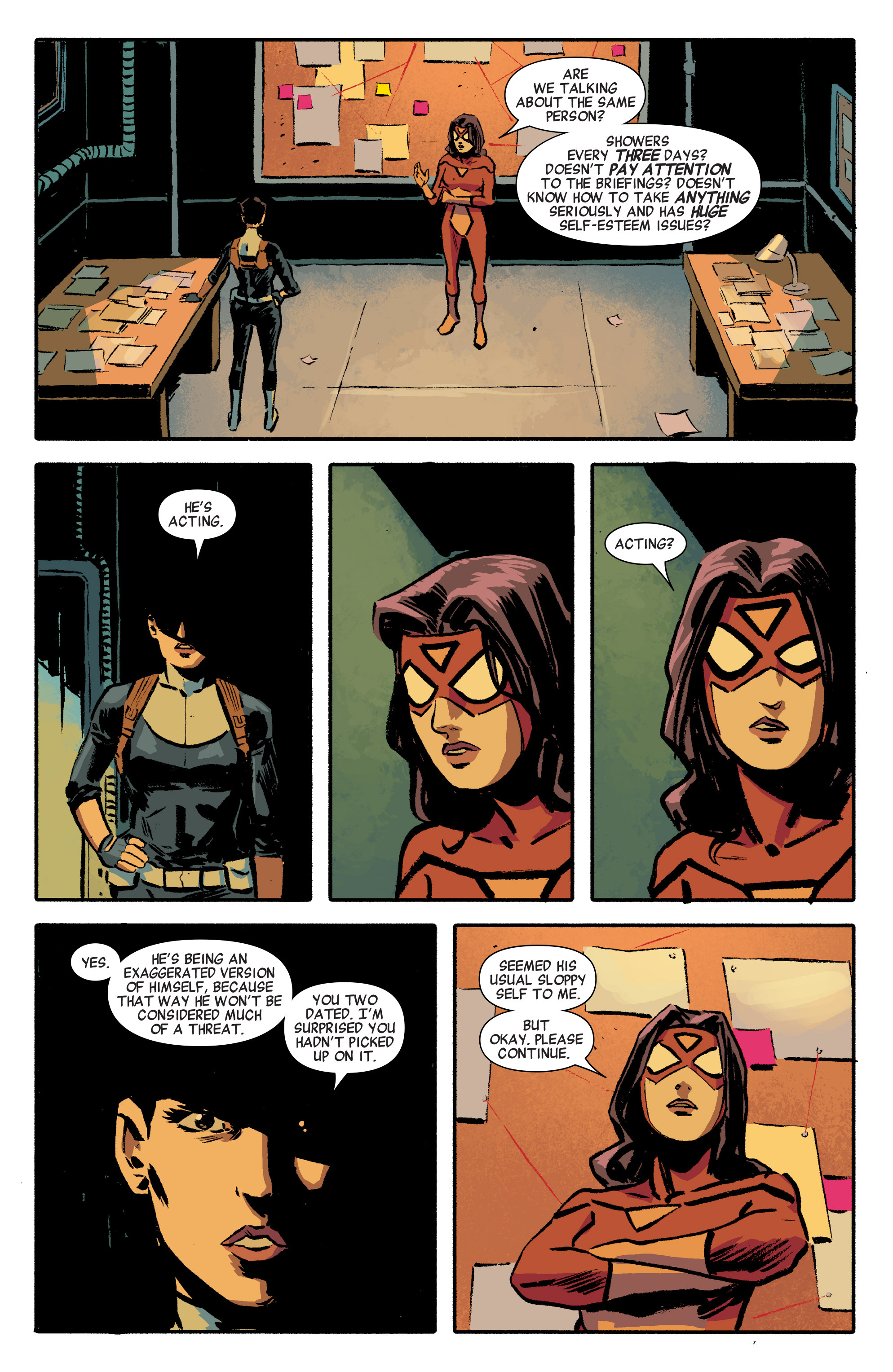Read online Secret Avengers (2014) comic -  Issue #8 - 6