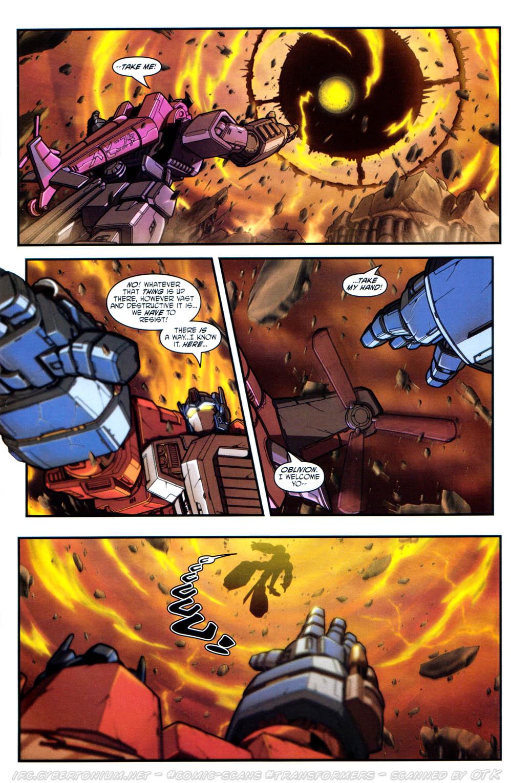 Read online Transformers Armada comic -  Issue #17 - 5