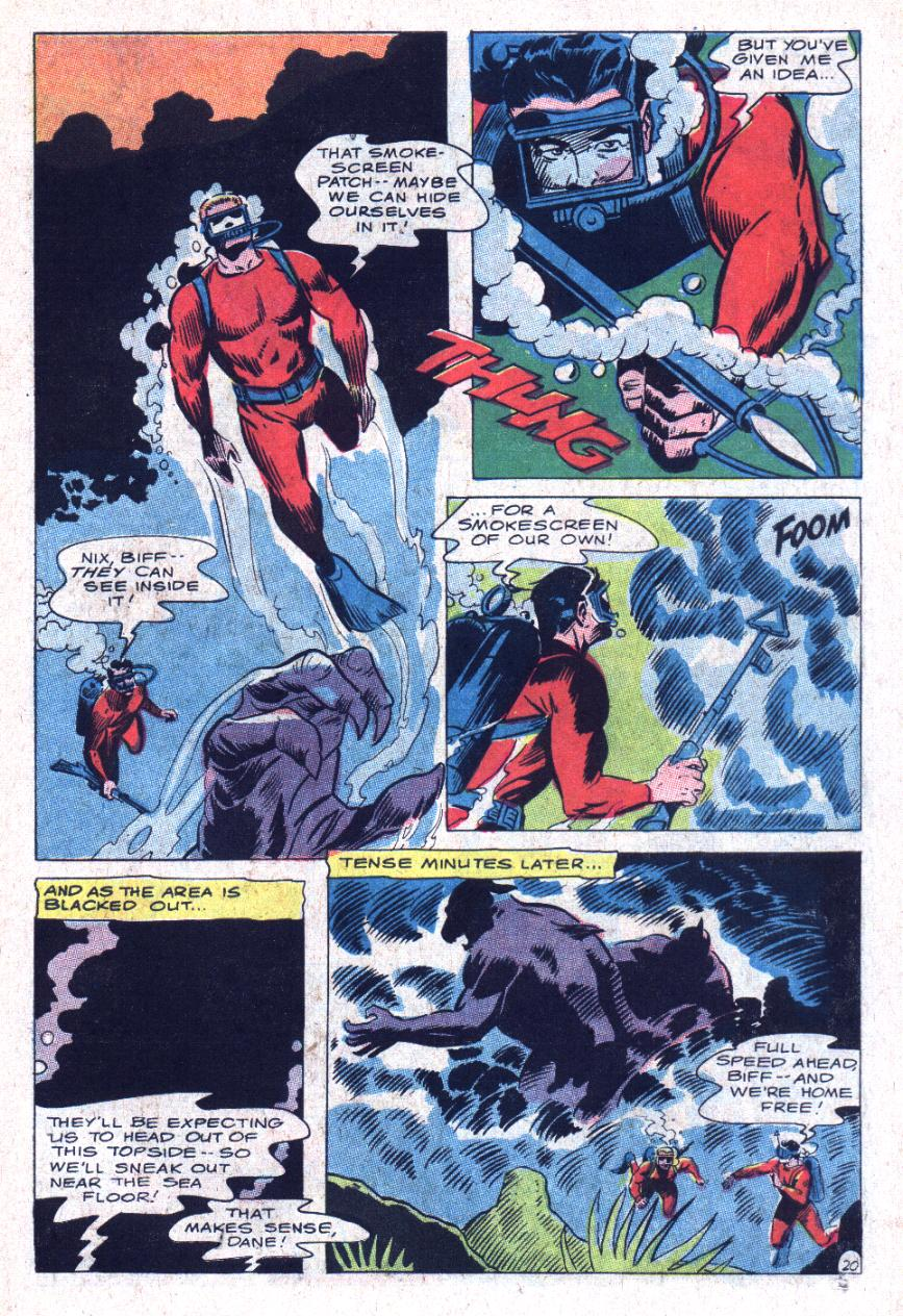 Read online Sea Devils comic -  Issue #35 - 28