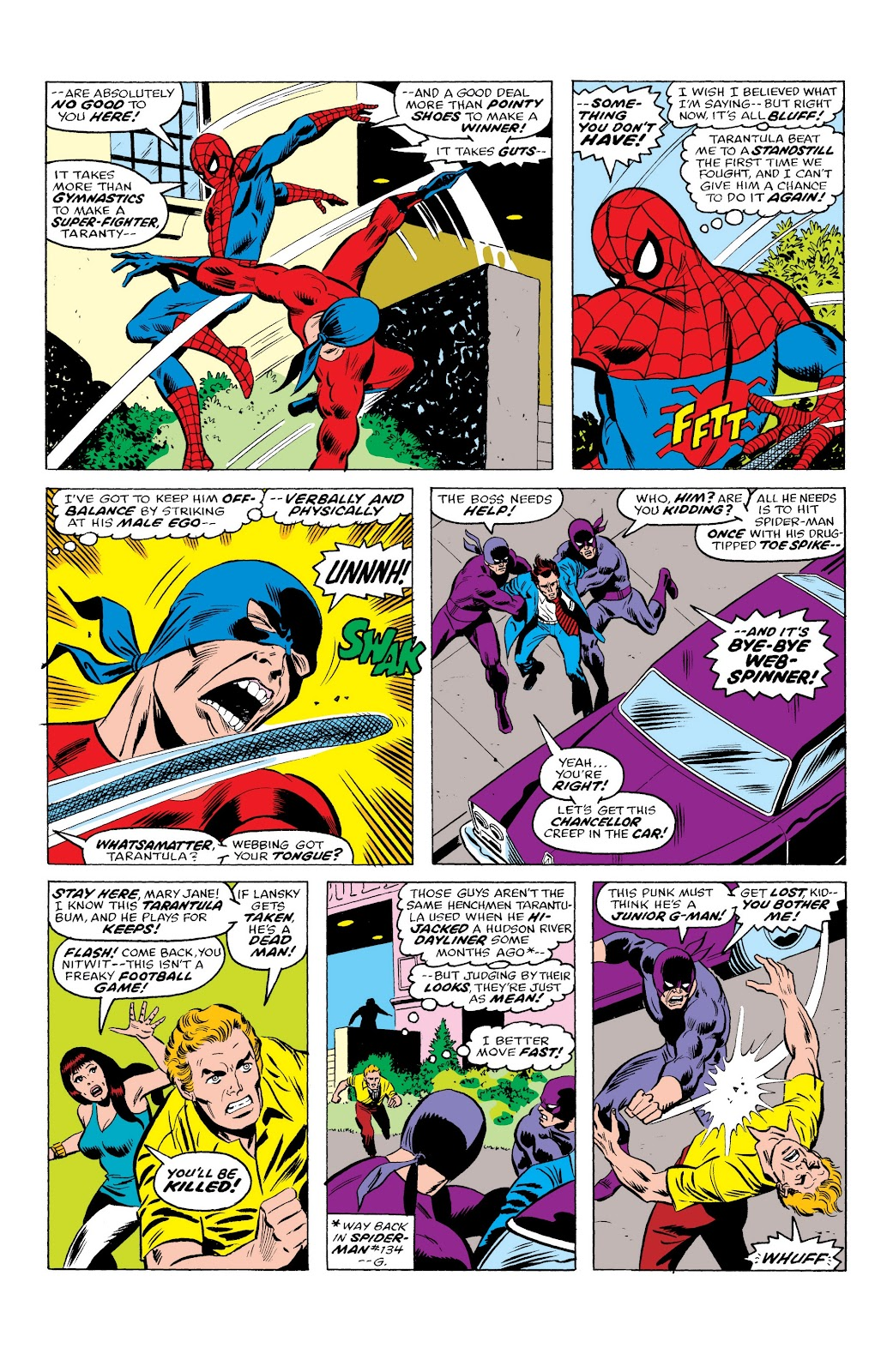 Read online Marvel Masterworks: The Spectacular Spider-Man comic -  Issue # TPB (Part 1) - 12