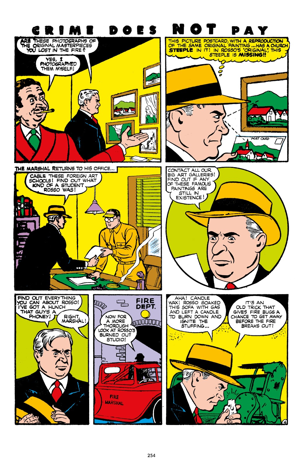 Read online Crime Does Not Pay Archives comic -  Issue # TPB 7 (Part 3) - 55