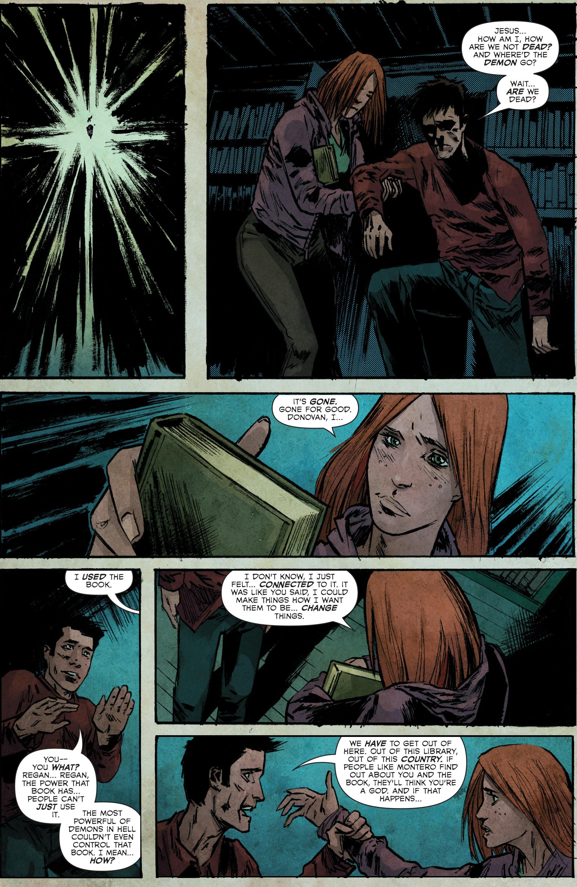 Read online Hoax Hunters (2012) comic -  Issue # TPB 3 - 81