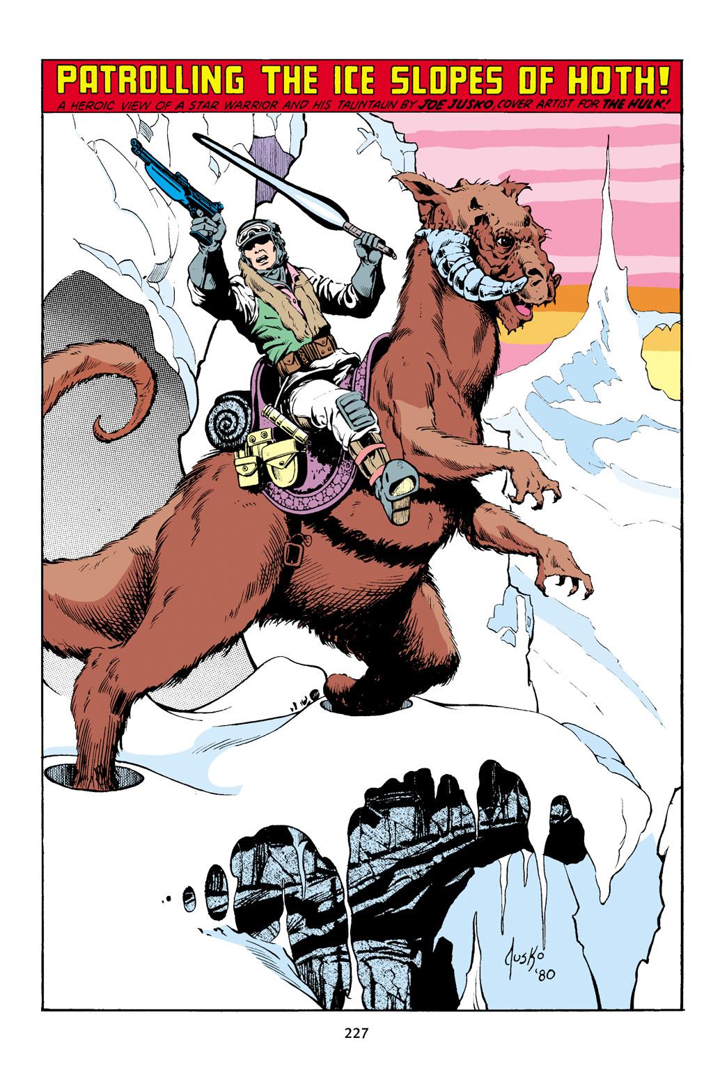 Read online Star Wars Omnibus comic -  Issue # Vol. 16 - 224