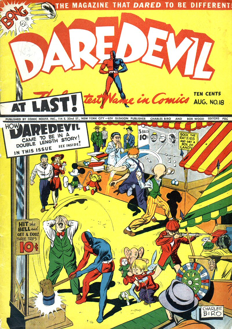 Daredevil (1941) 18 Page 1