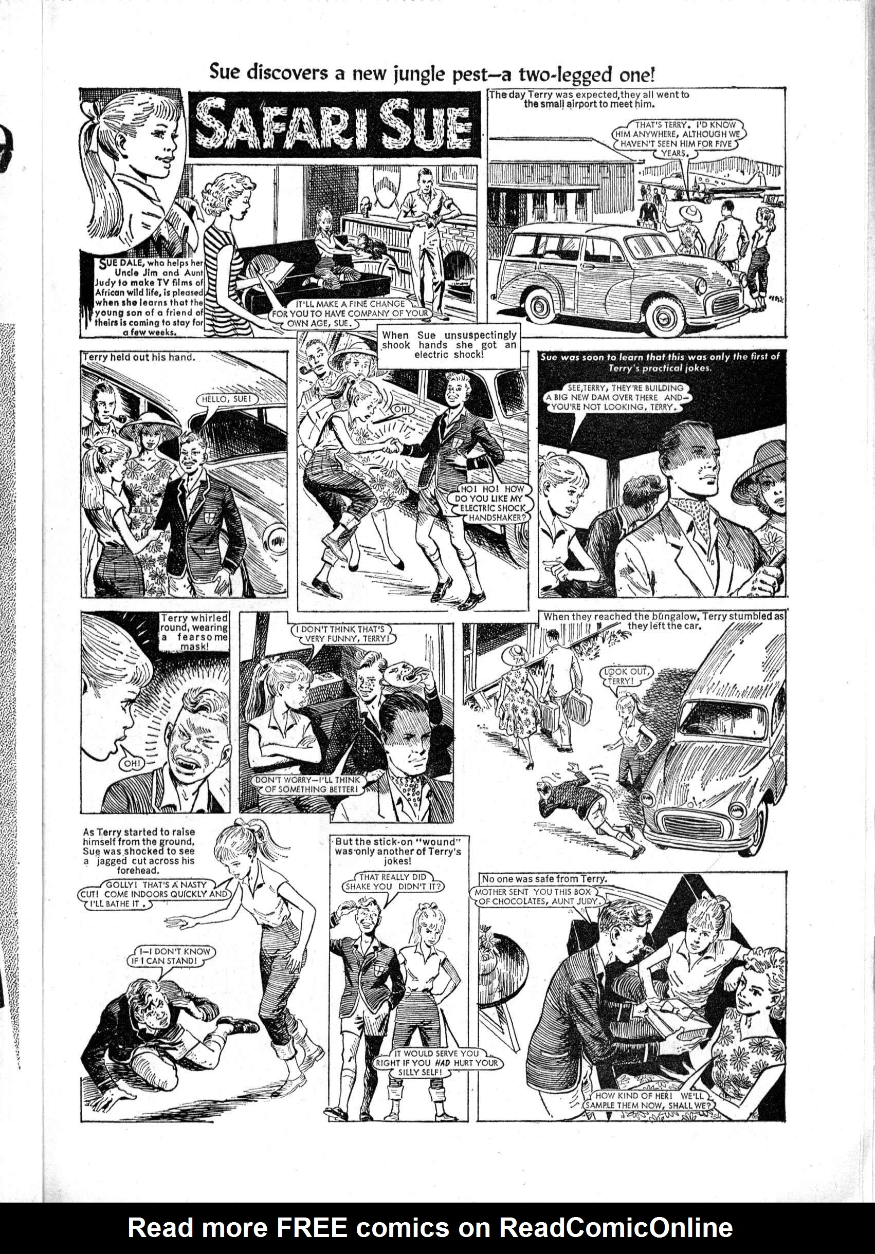 Read online Judy comic -  Issue #197 - 9