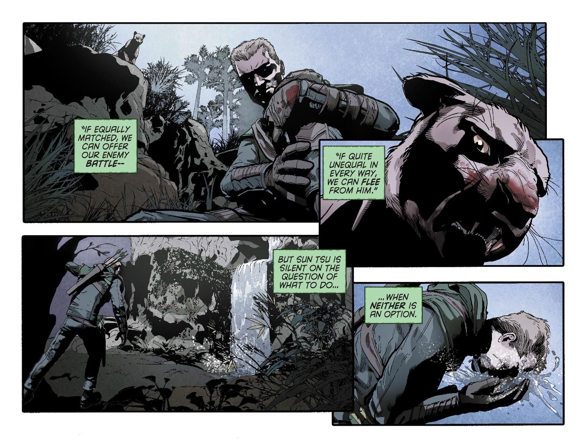 Read online Arrow [II] comic -  Issue #23 - 14