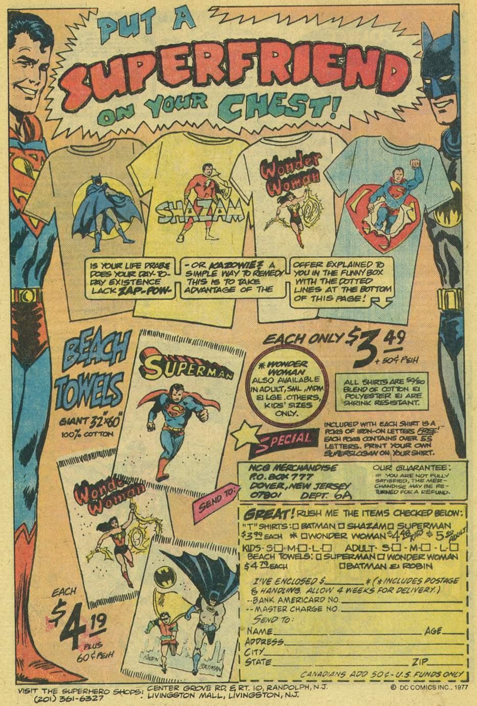 Read online Adventure Comics (1938) comic -  Issue #453 - 24
