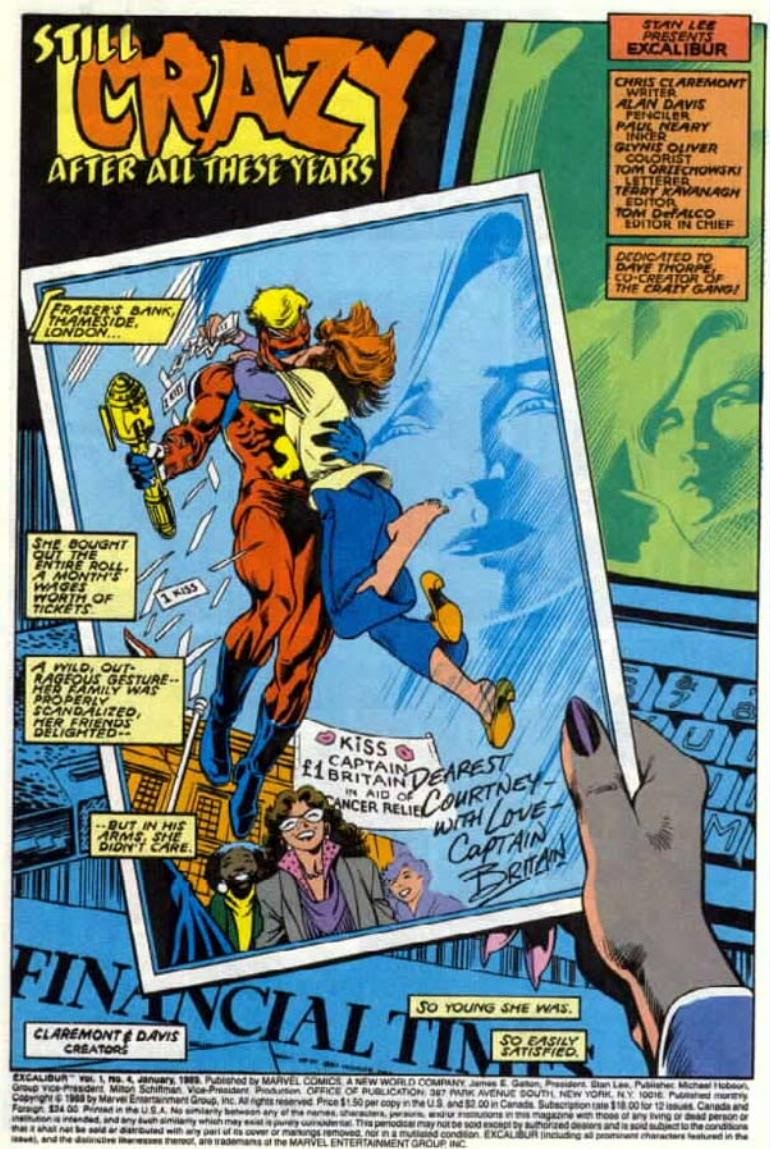 Excalibur (1988) issue 4 - Page 2