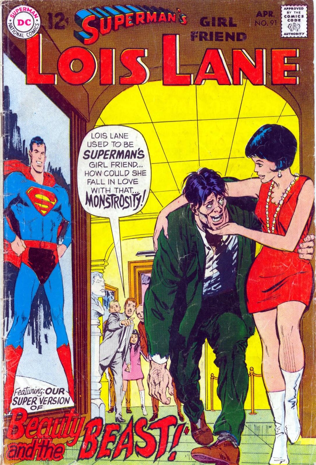Supermans Girl Friend, Lois Lane 91 Page 1