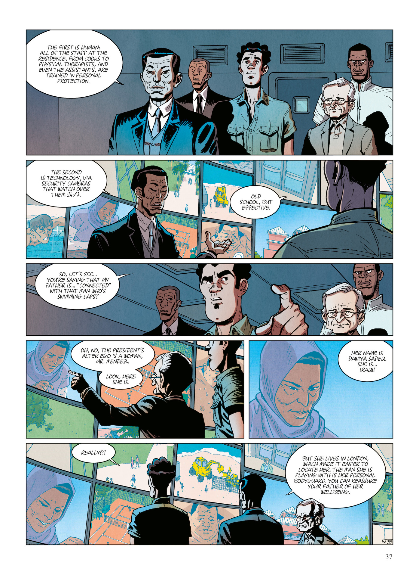 Read online Alter Ego comic -  Issue #3 - 39