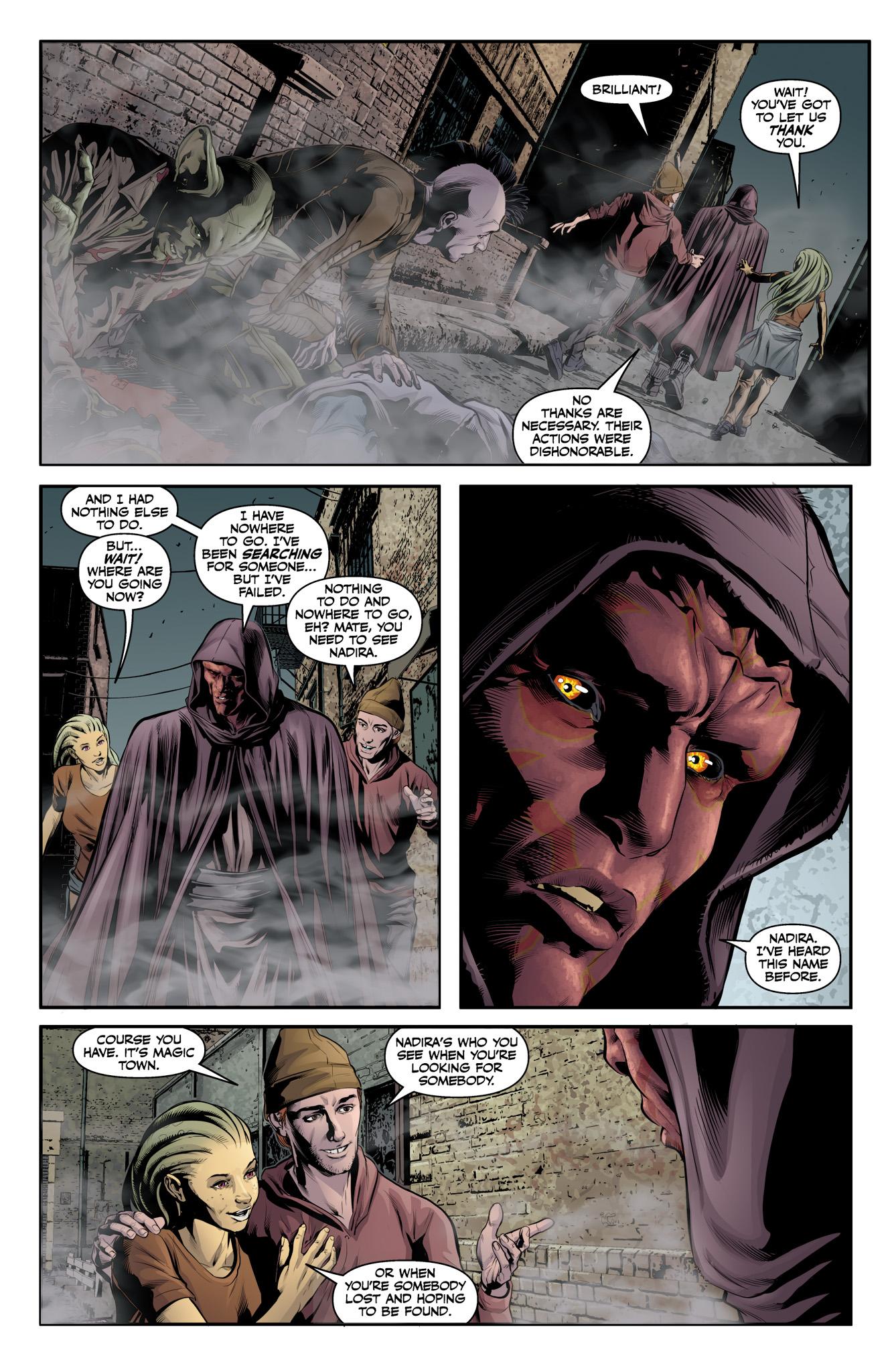 Read online Angel & Faith Season 10 comic -  Issue #11 - 6