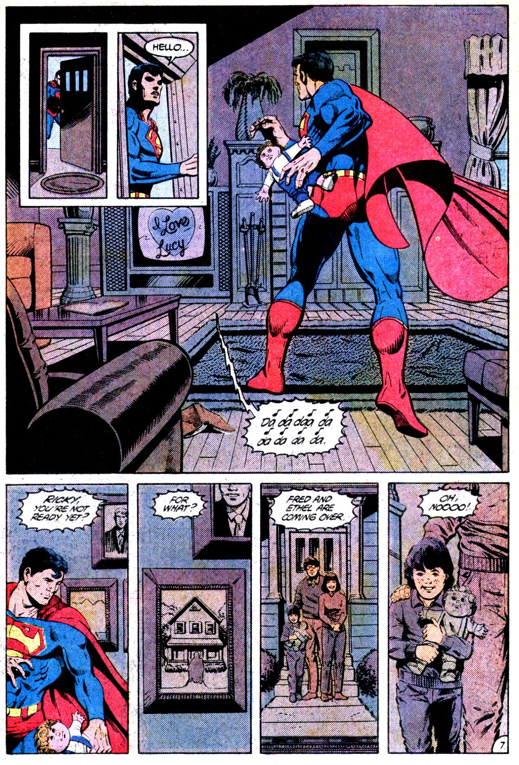 Read online Adventures of Superman (1987) comic -  Issue #Adventures of Superman (1987) _Annual 1 - 8