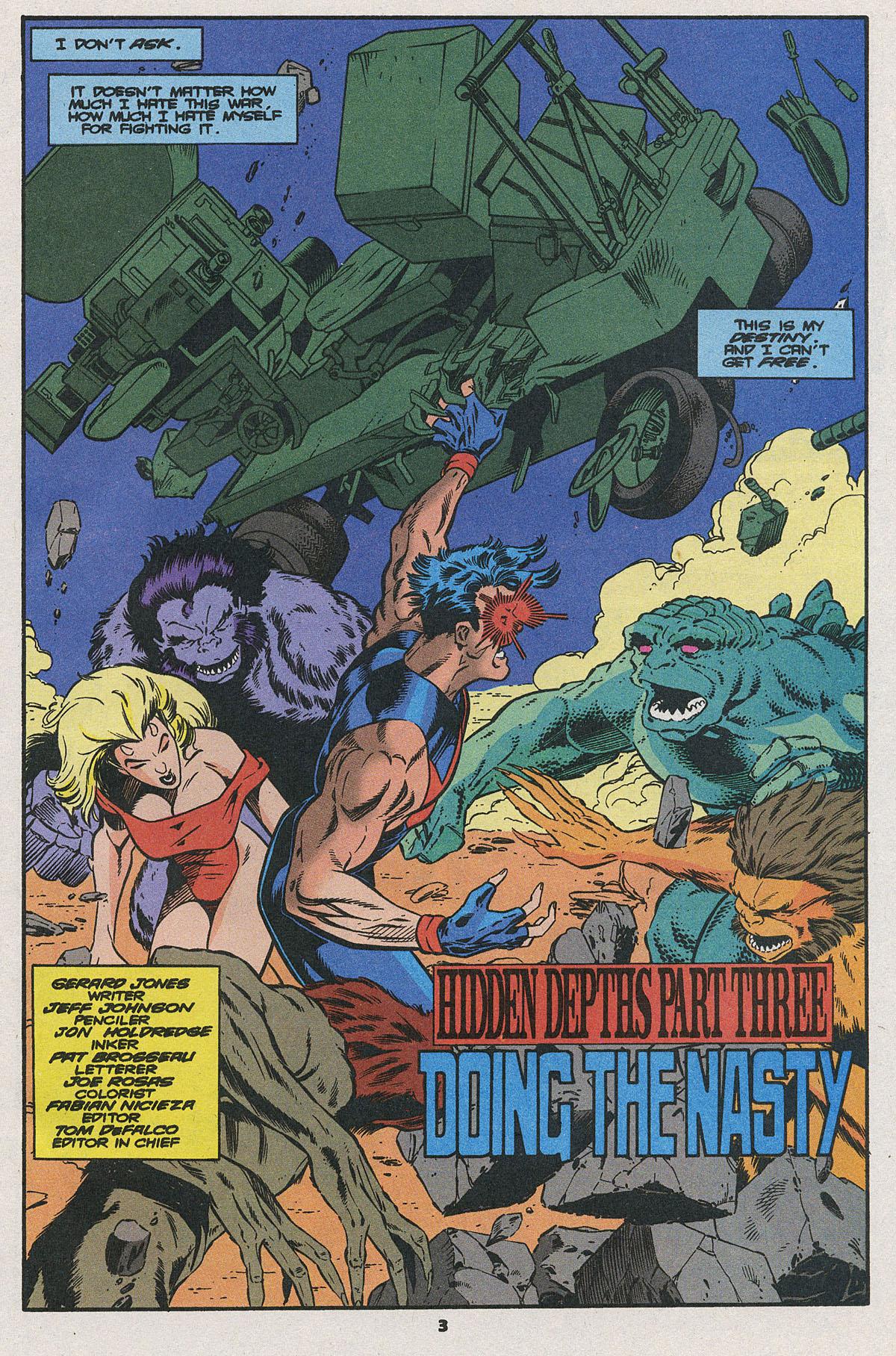 Read online Wonder Man (1991) comic -  Issue #24 - 4