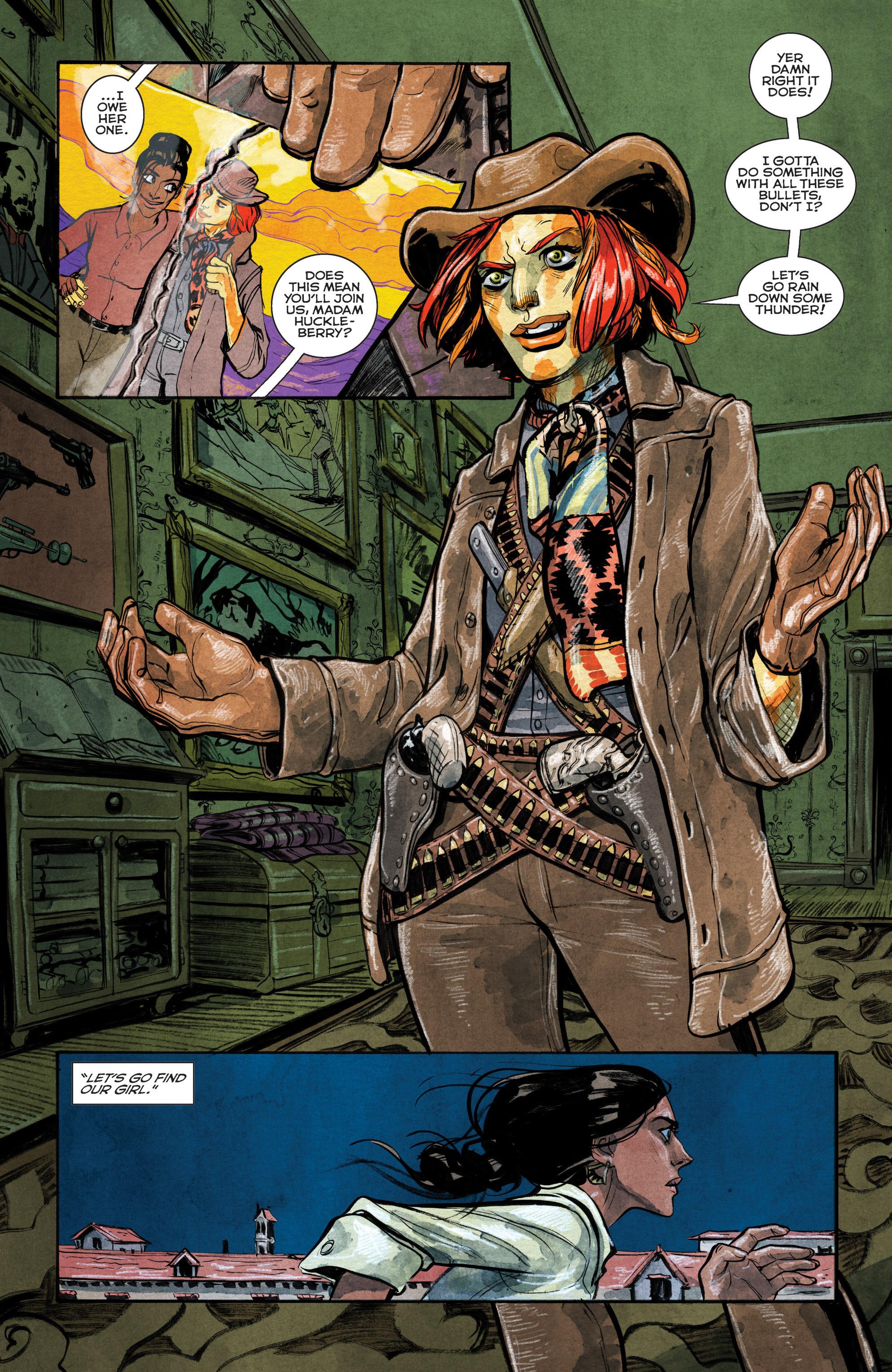 Read online Shutter comic -  Issue #13 - 15