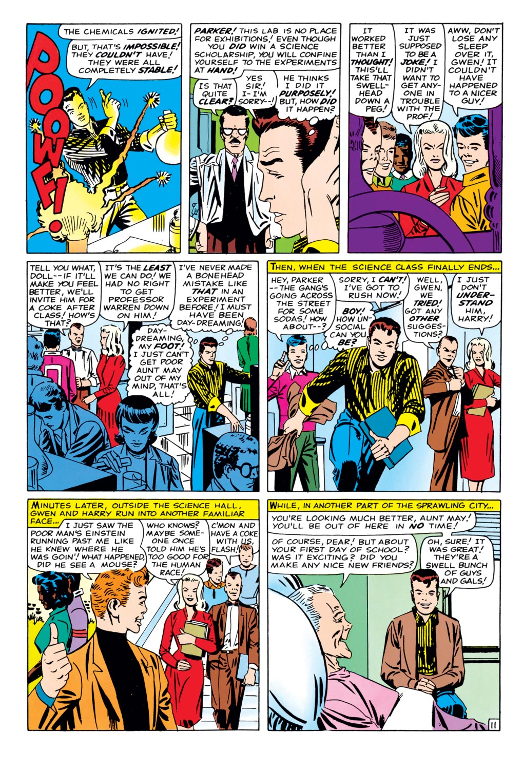 The Amazing Spider-Man (1963) 31 Page 11