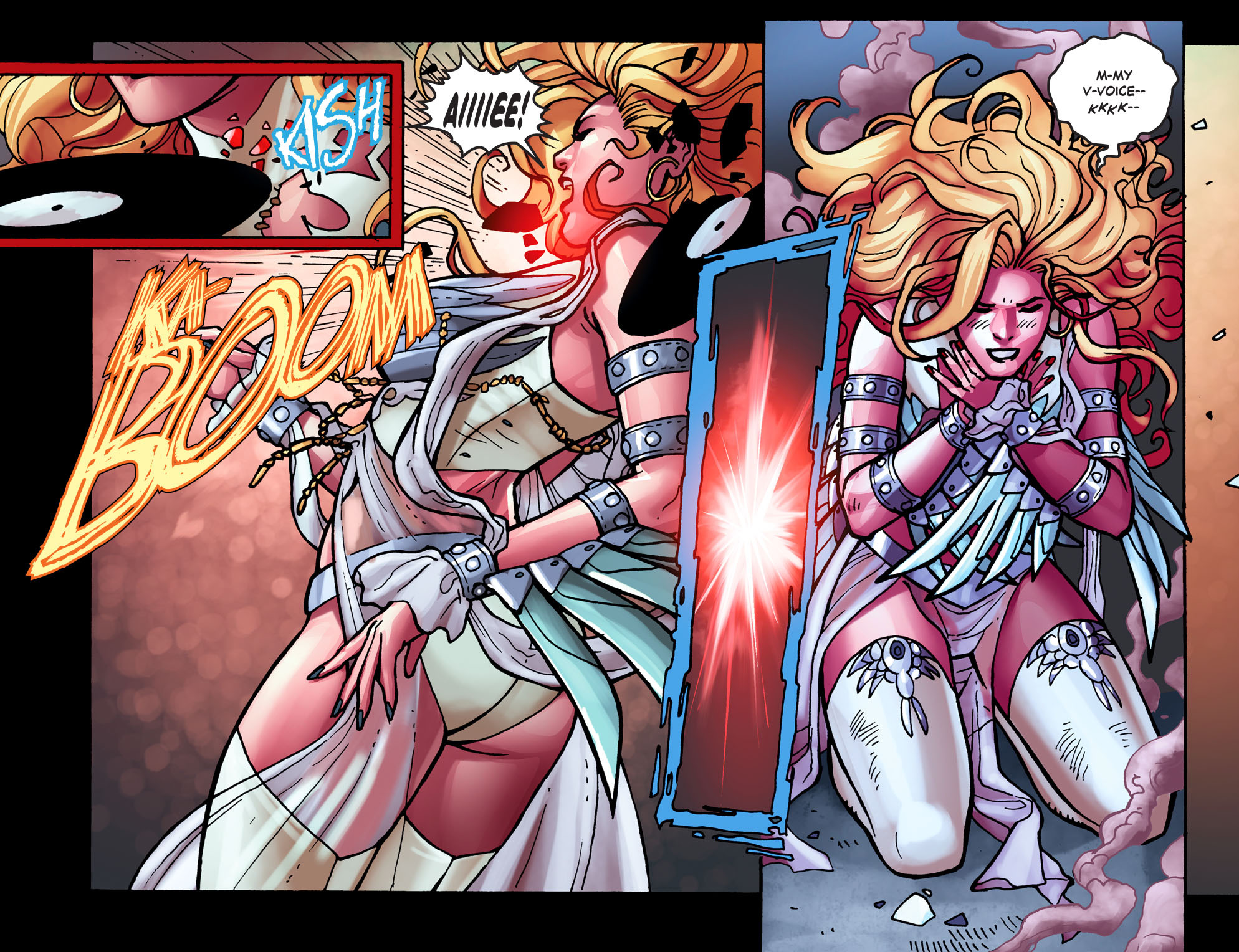 Read online Wonder Woman '77 [I] comic -  Issue #3 - 18