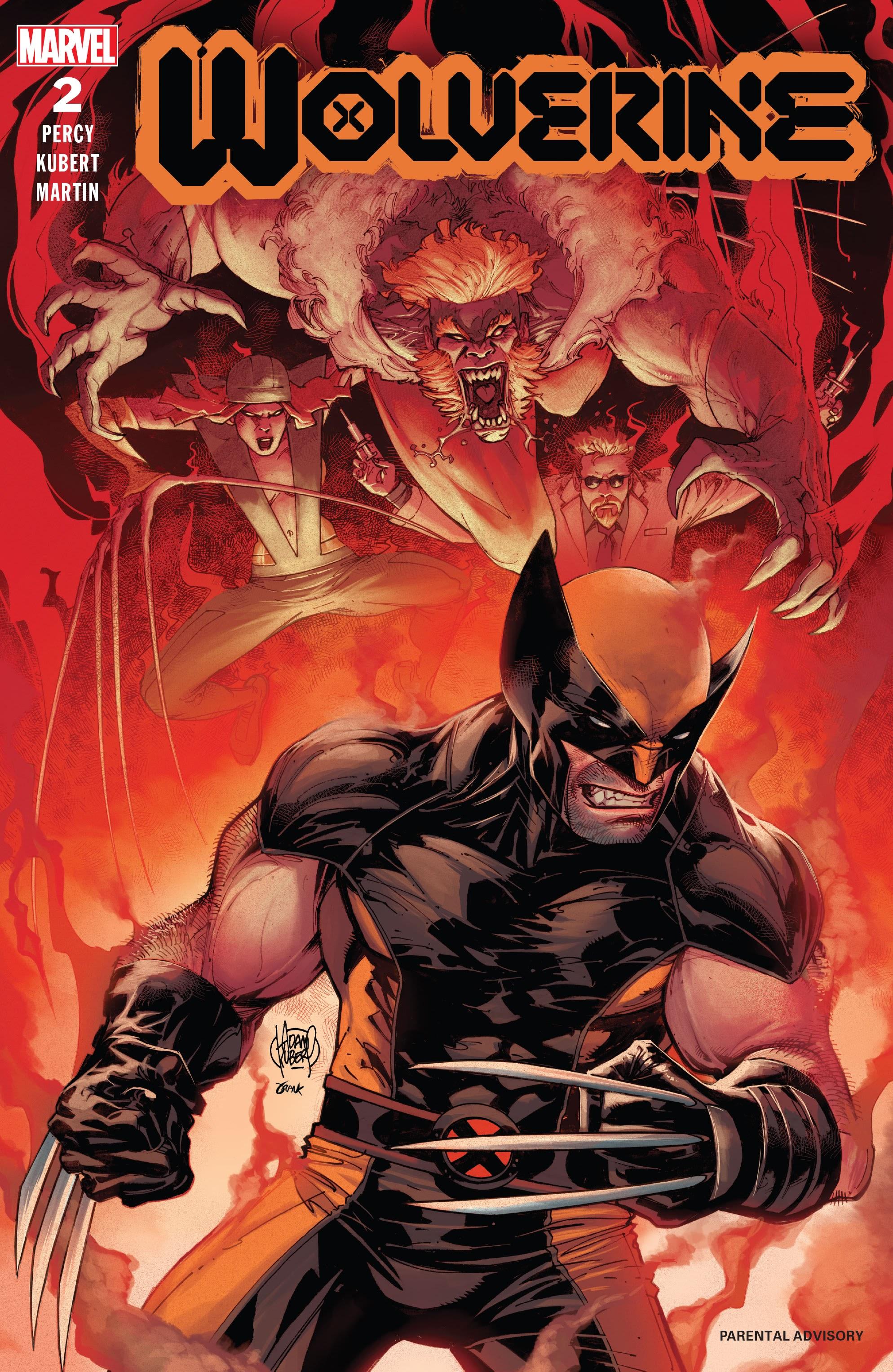 Wolverine (2020) 2 Page 1