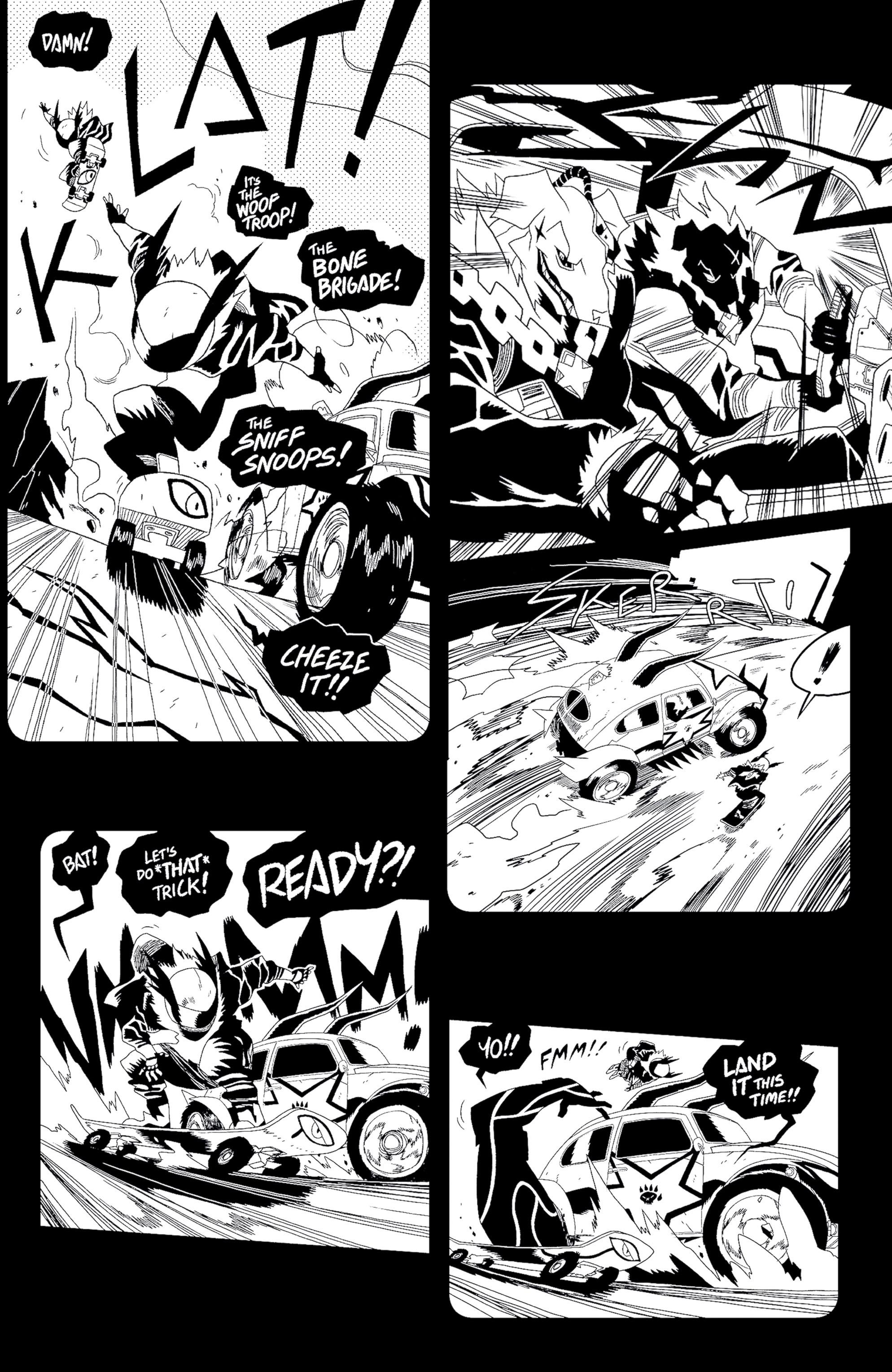Read online Sun Bakery comic -  Issue #3 - 37