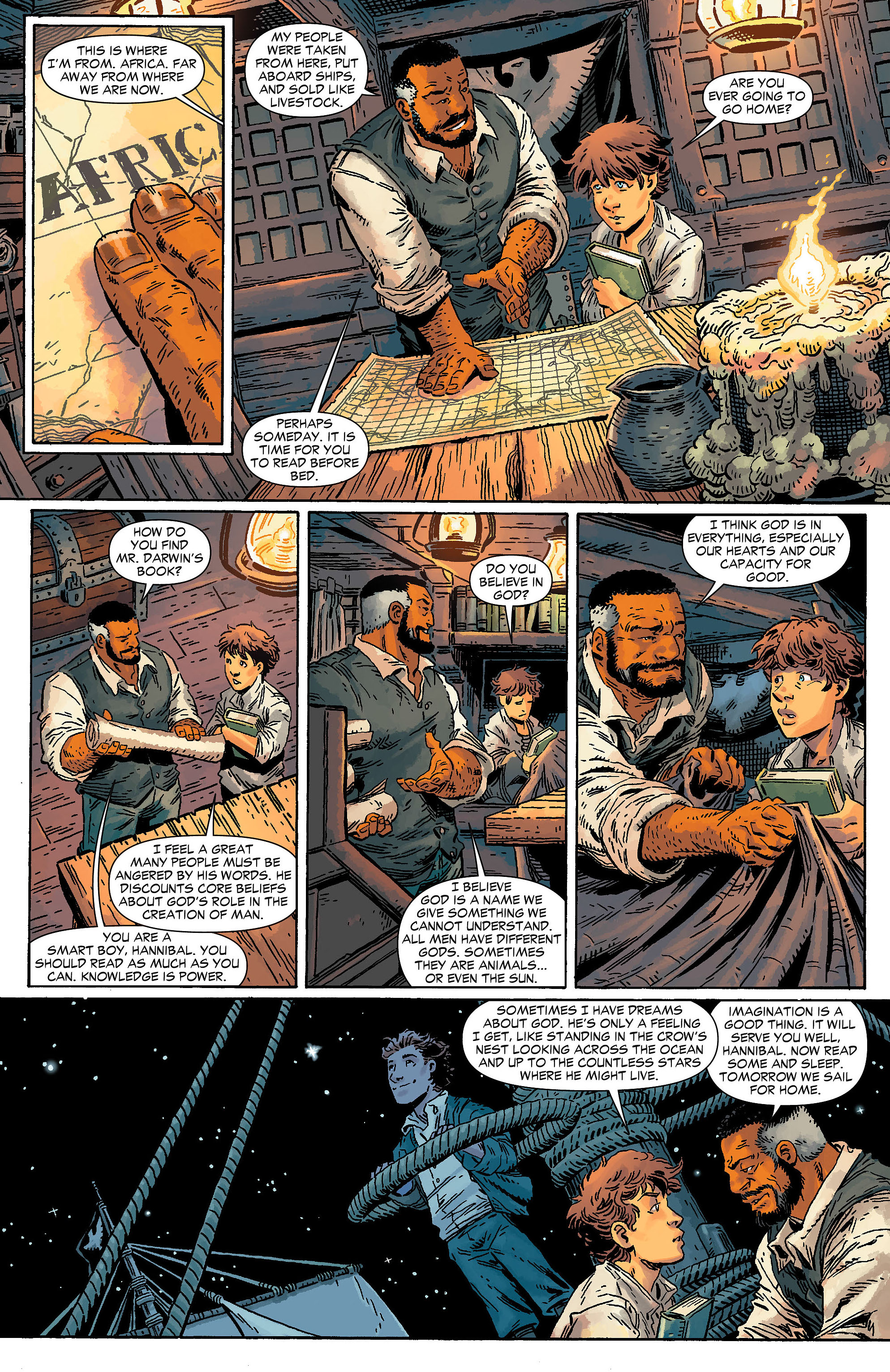 Read online All-Star Western (2011) comic -  Issue #7 - 25