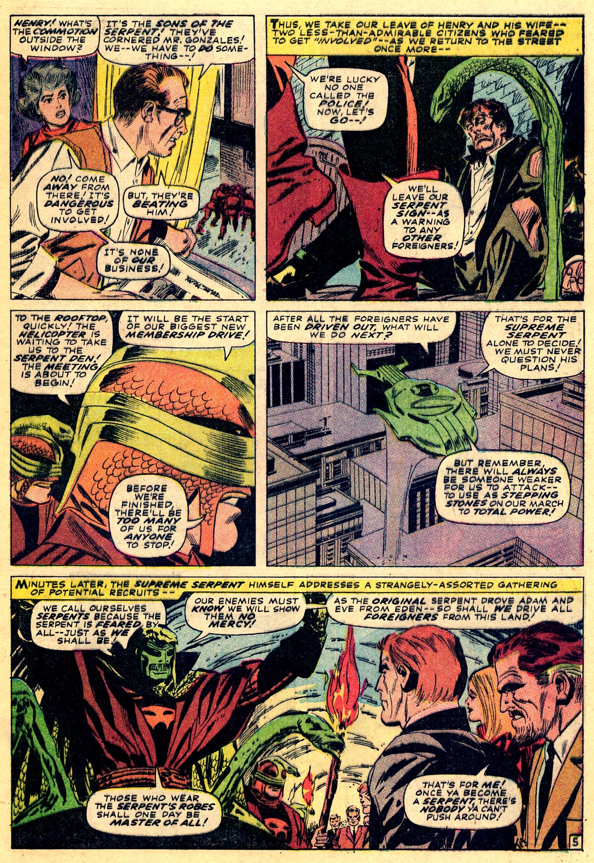The Avengers (1963) 32 Page 5