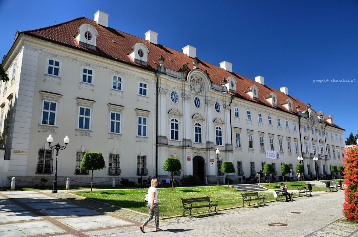 Rezydencja Schaffgotschów- czasy obecne