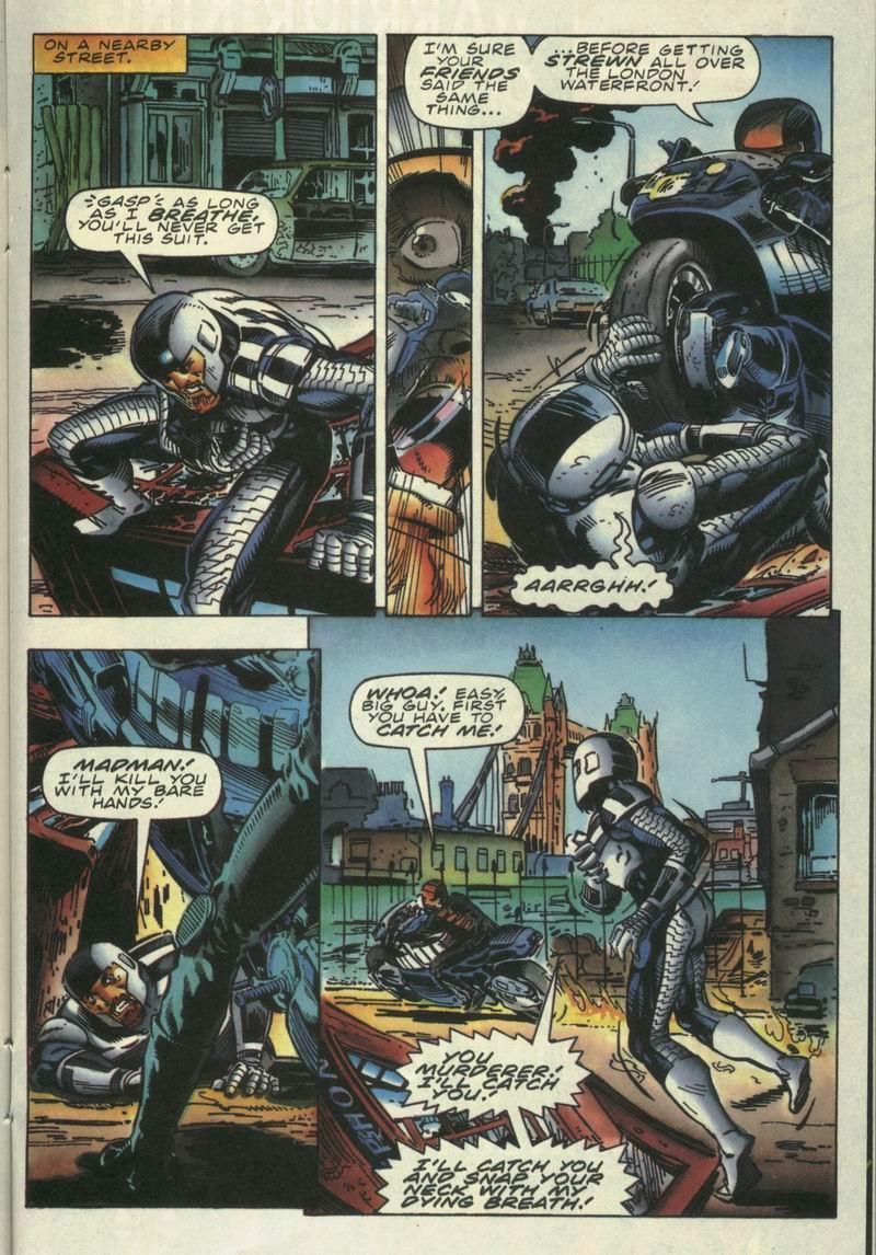 Read online Secret Weapons comic -  Issue #15 - 13