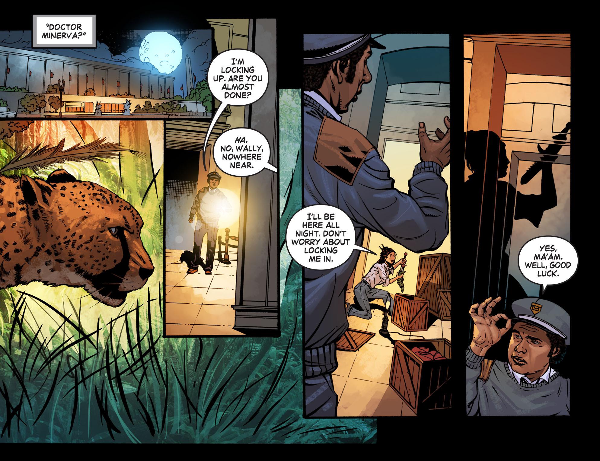 Read online Wonder Woman '77 [I] comic -  Issue #7 - 17