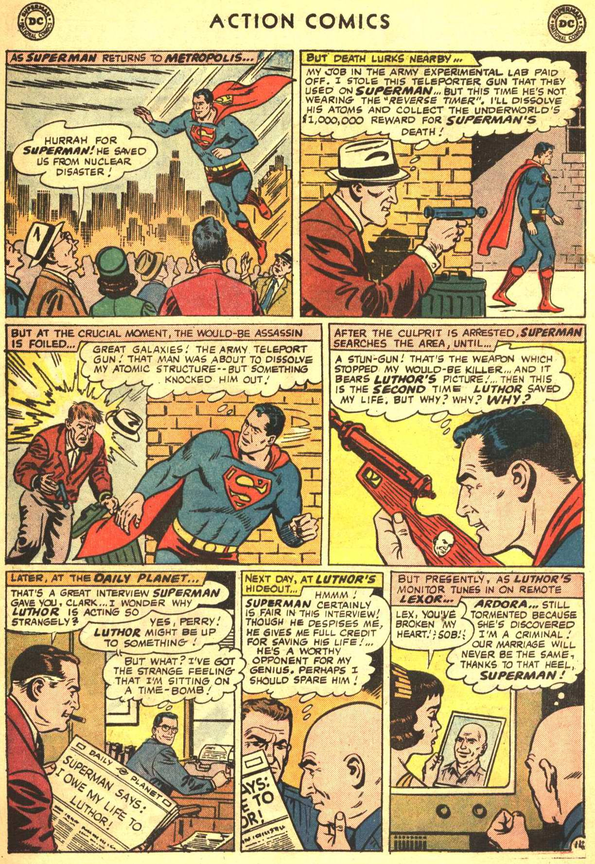 Read online Action Comics (1938) comic -  Issue #332 - 15