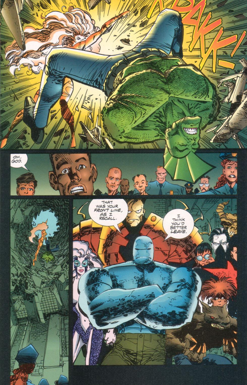 The Savage Dragon (1993) Issue #29 #32 - English 21