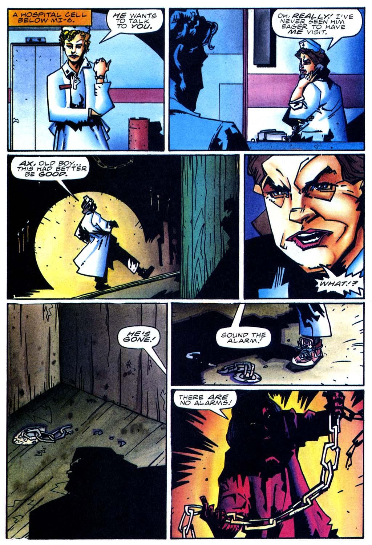 Read online Secret Weapons comic -  Issue #21 - 17