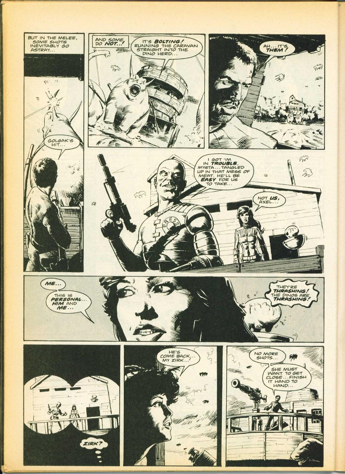 Warrior Issue #10 #11 - English 43